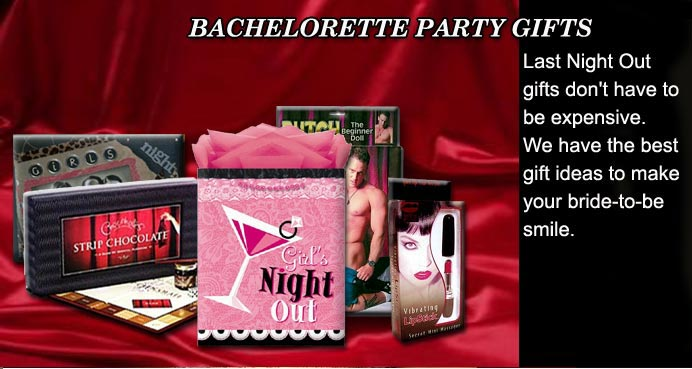 Bachlorette Party Ideas - For all your bachlorette party needs!