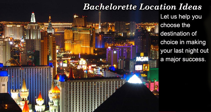 Bachelorette Party Location Ideas